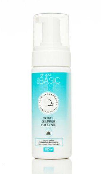 Espuma de Limpeza Facial | Deisy Perozzo