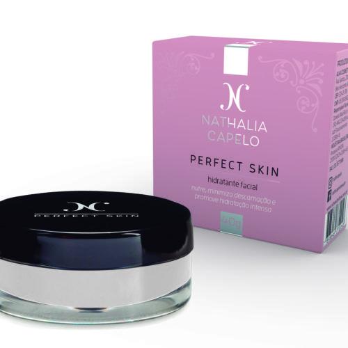 Hidratante Facial Perfect Skin | Nathalia Capelo