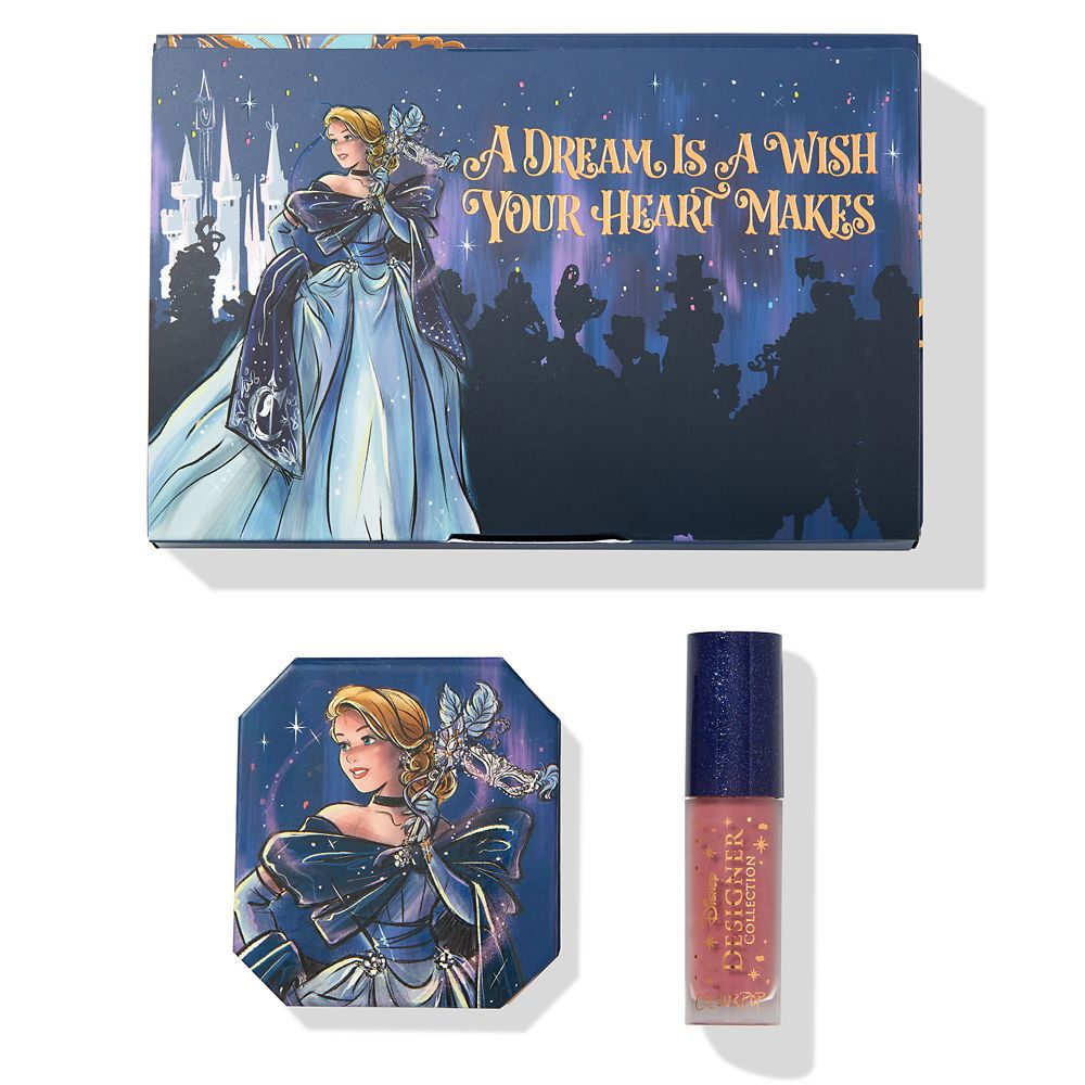 Kit Cinderella - Iluminador + Gloss | ColourPop