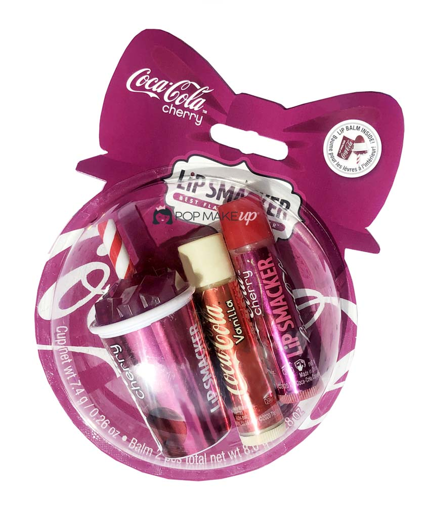 Kit Lip Balm Cherry Coke | Lip Smacker