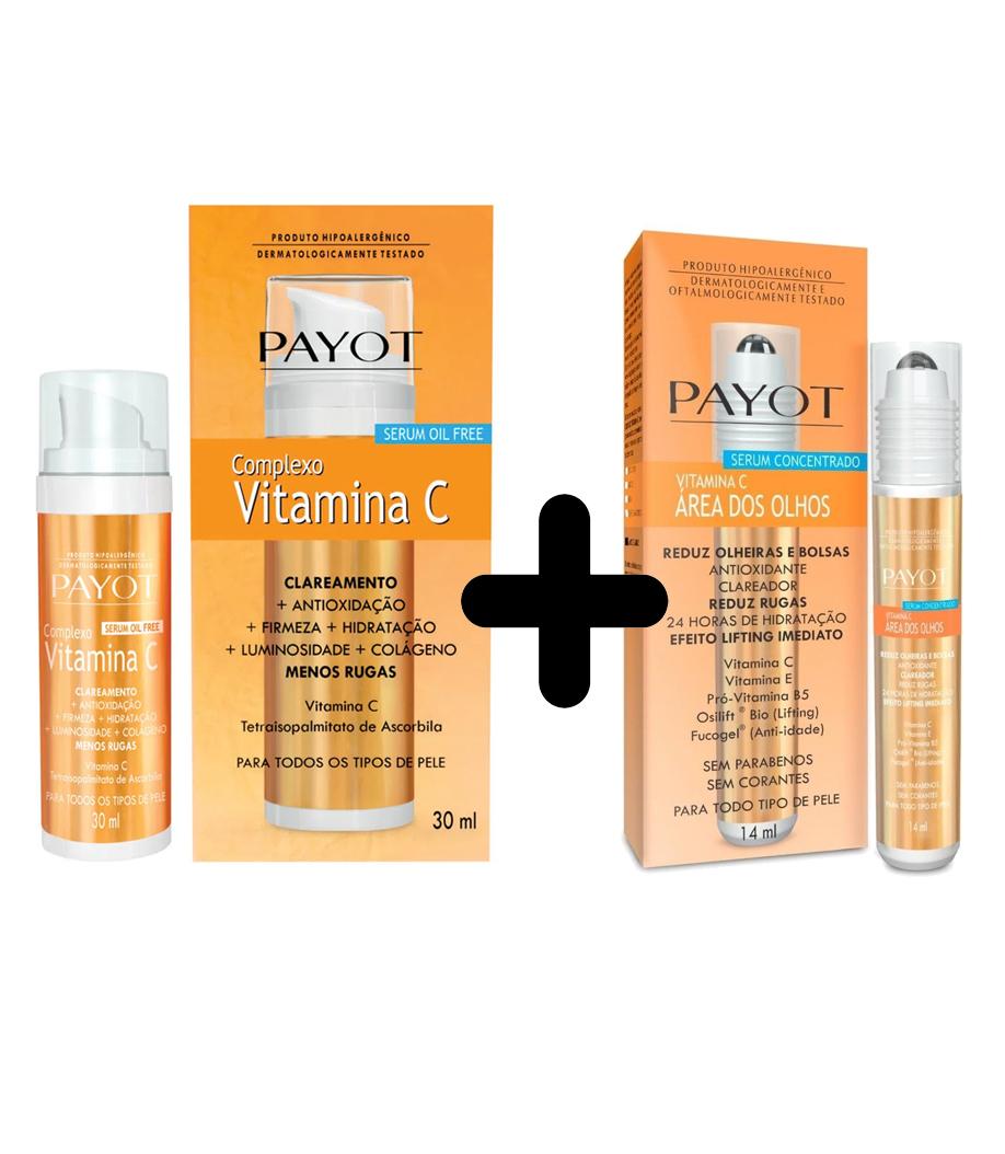 Kit Vitamina C Payot
