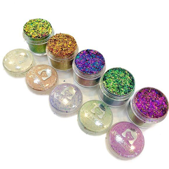 Magic Flakes Chamaleon Colors | Pop Make up