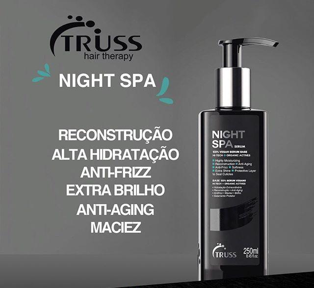 Night Spa Serum 250ml | Truss