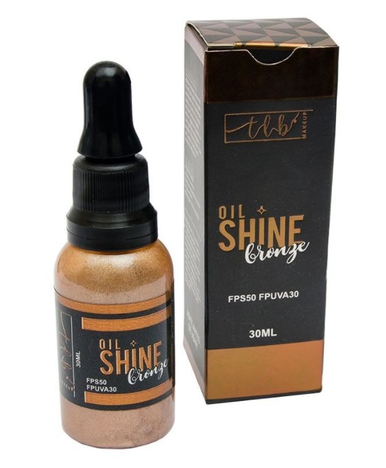 Oil Shine Bronze | Talita Bariquello
