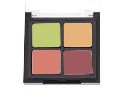 Paleta de Corretivos Coloridos Cover Kit  1025/6 | Catharine Hill