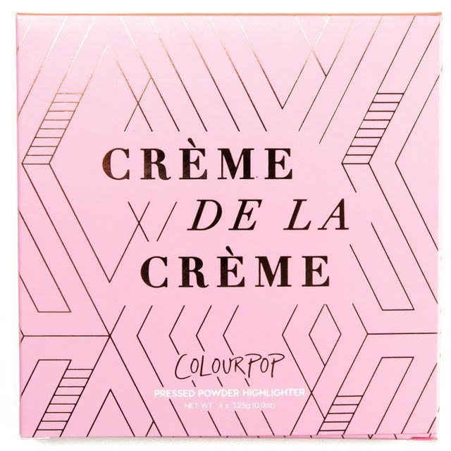Paleta de iluminadores Crème de La Crème | Colourpop