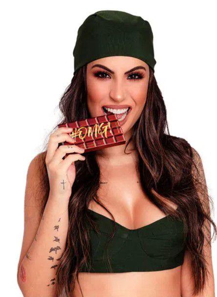 Paleta de Iluminadores #OMG! Chocolate Boca Rosa | Payot