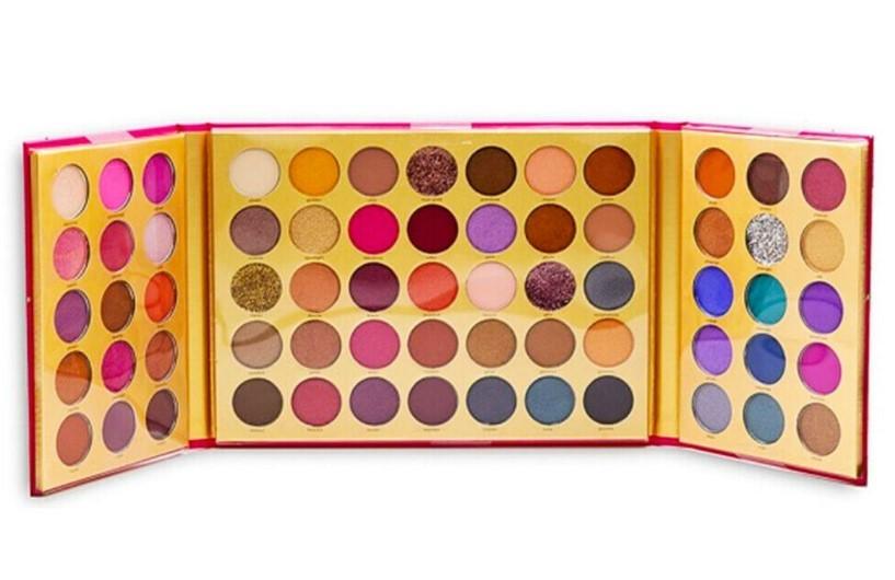 Paleta de Sombras 65 cores Jeweled Eyes | Beauty Treats