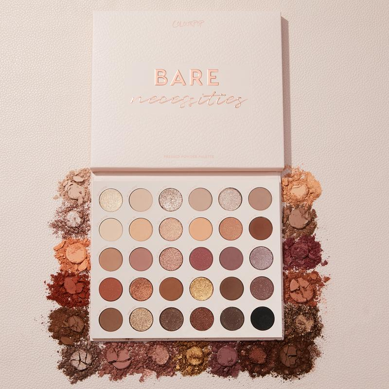 Paleta de Sombras Bare Necessities | ColourPop