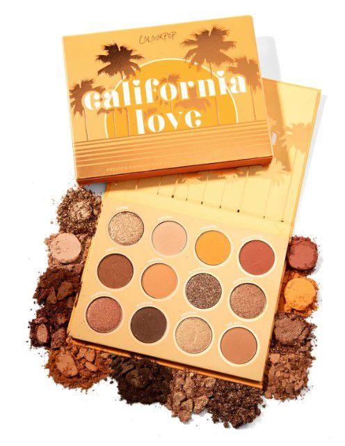 Paleta de Sombras California Love | ColourPop