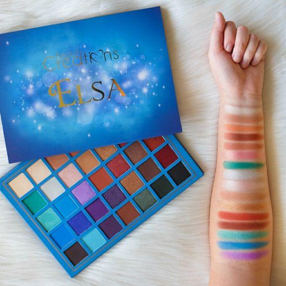 Paleta de Sombras Elsa | Beauty Creations