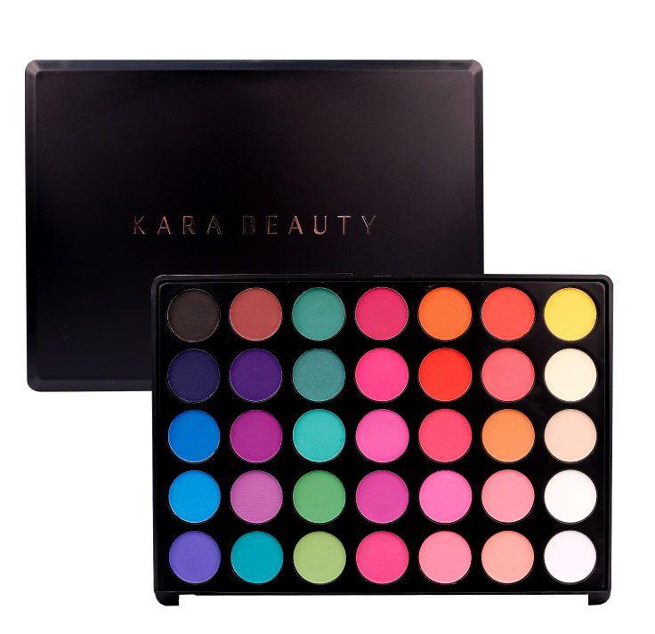 Paleta de Sombras ES2M | Kara Beauty