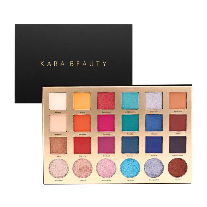 Paleta de Sombras Fantasist | Kara Beauty
