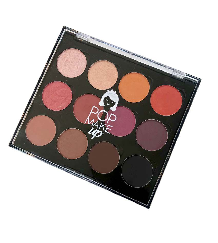 Paleta de Sombras Vegas | Pop Make Up