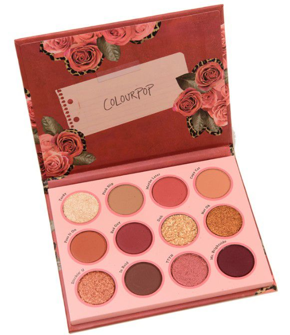 Paleta de Sombras Whatever | ColourPop