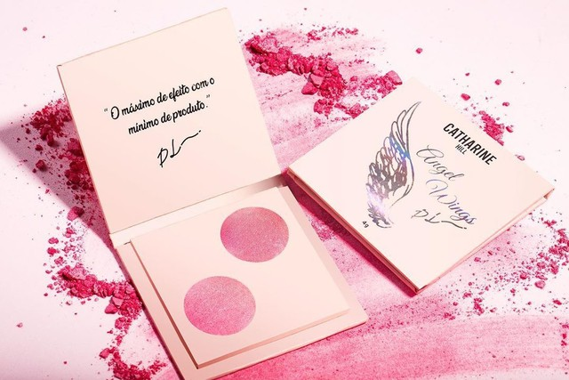 Paleta Duo Blushes Angel Wings - Pri Lessa | Catharine Hill