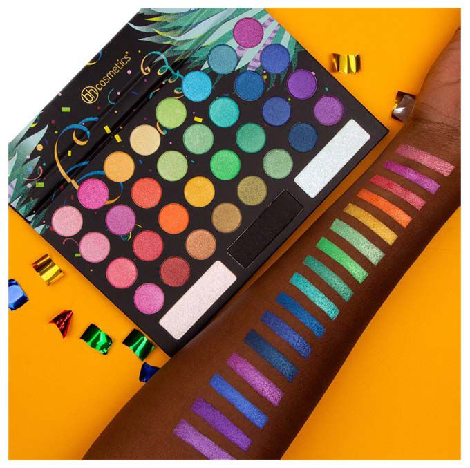 Paleta Take me Back to Brazil - Rio Edition | BH cosmetics.