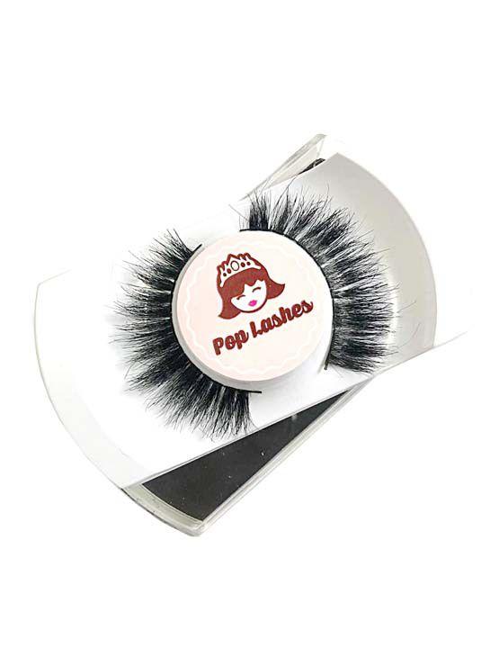 Par de cílios Mink 3D - Modelo 003 | Pop Lashes