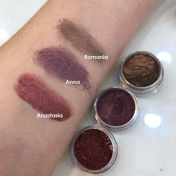 Pigmentos e Glitters | Pop Make up