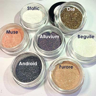 Pigmentos Fracionados Pure Pigment | Illamasqua