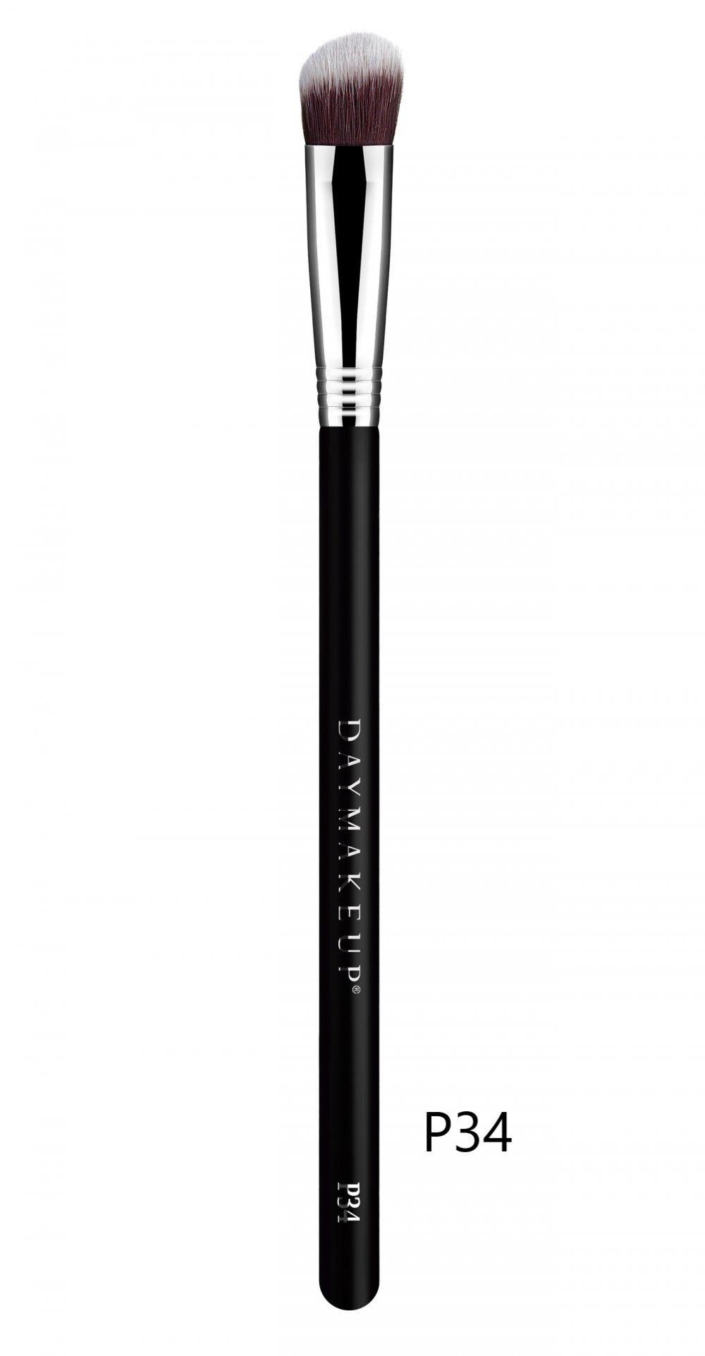 Pinceis Mini Kabuki para Olhos | Daymakeup
