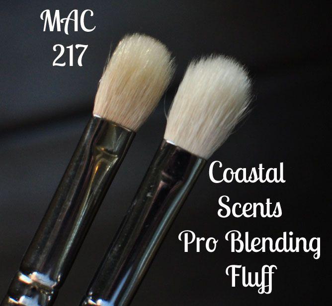 Pincel de Esfumar Pro Blending Fluff | Coastal Scents