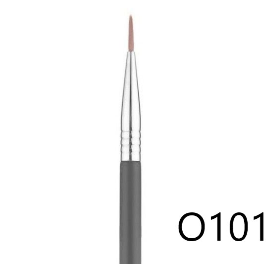 Pincel Delineador de Cerdas Longas O101   Daymakeup