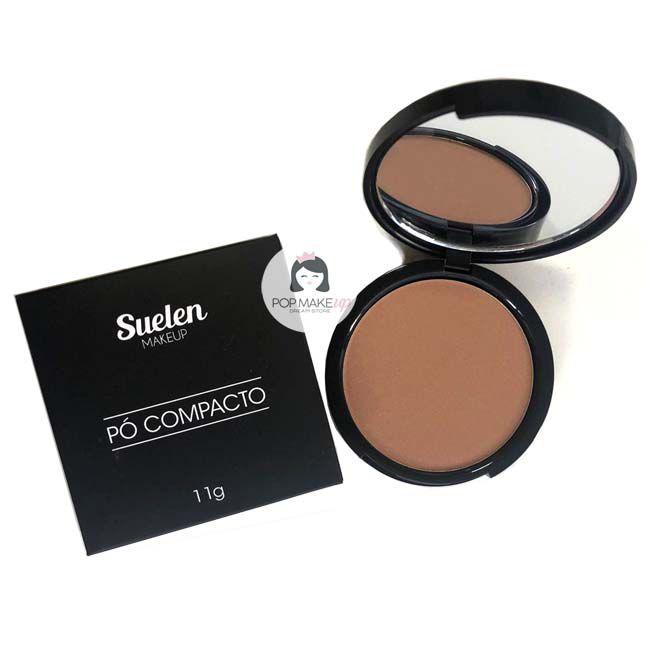 Pó Compacto Pupinha (Dion) | Suelen Makeup