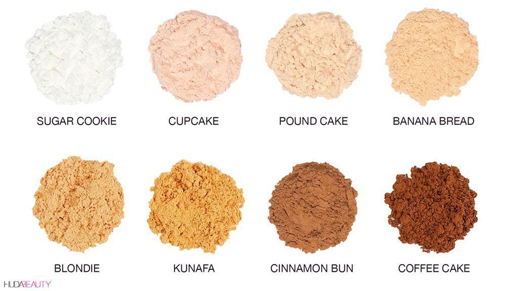 Pó Easy Bake Loose Powder | Huda Beauty