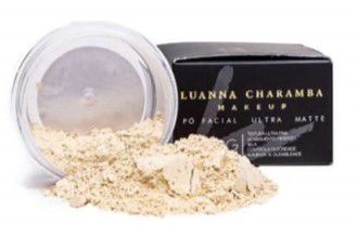 Pó Facial Ultra Matte Solto | Luanna Charamba
