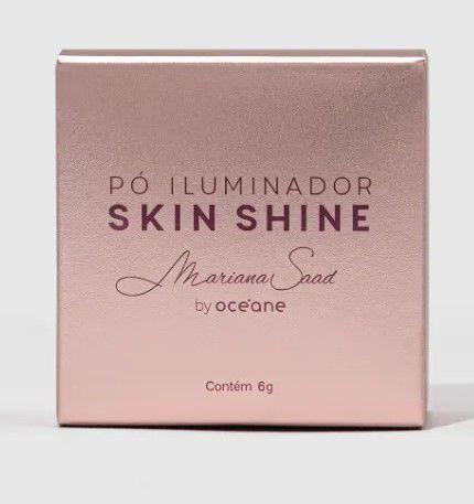 Pó Iluminador Mariana Saad  Skin Shine | Océane