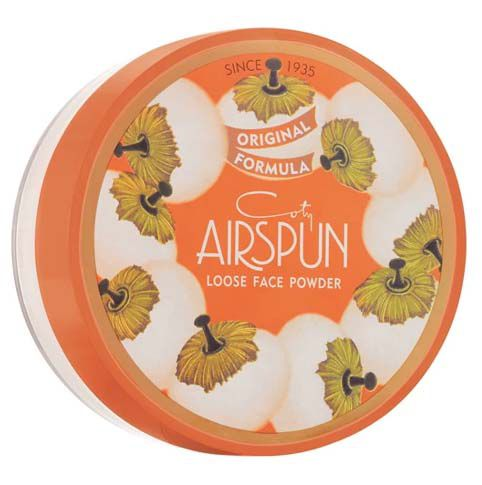 Pó Translucent Loose Face Powder Coty AIRSPUN