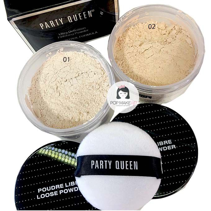 Pó translúcido Ultra Definition Finishing Powder | Party Queen