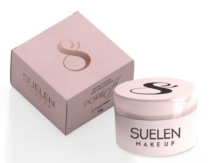 Primer Facial Pore Off By Livia Diniz | Suelen Make Up