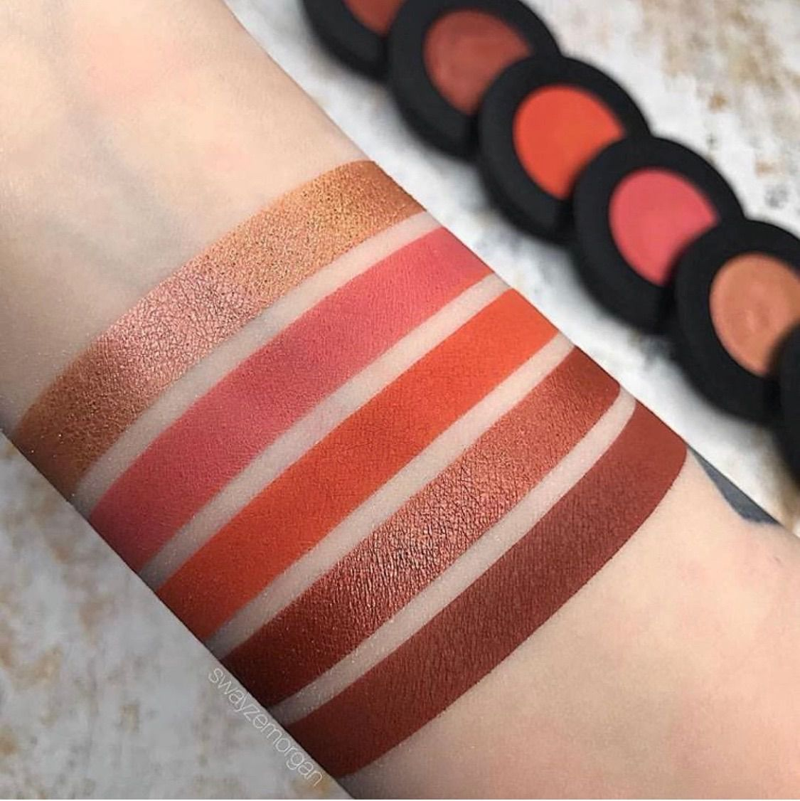 Quinteto de Sombras The Baby Girl Stack | Melt