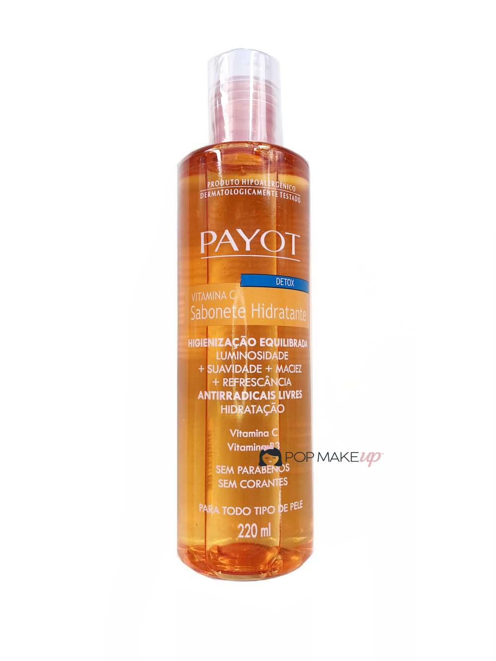 Sabonete Líquido Detox Vitamina C | Payot