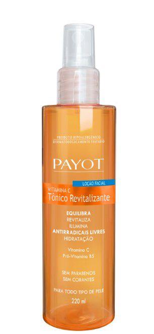 Tônico Revitalizante Vitamina C | Payot