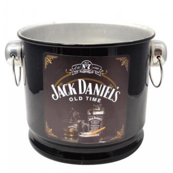 Balde de gelo para destilados 10 Litros Jack Daniels