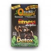 Erva Mate Ouropy - Fitiness Diuretica Sabor Detox - 500G