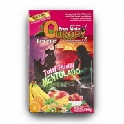Erva Mate Ouropy - Tutti Frutti Mentolada 500G