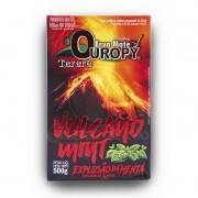 Erva Mate Ouropy - Vulcano Mint 500G