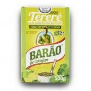 Terere Barao - Menta E Limao Extra Forte 500G