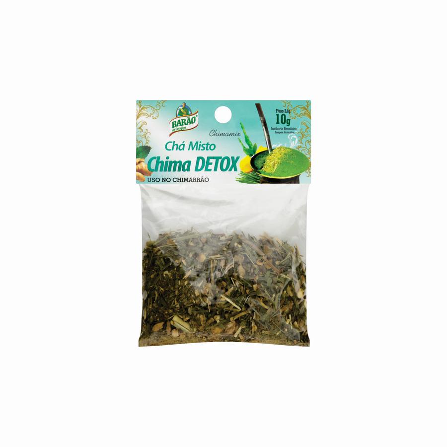 Chá para Chimarrão - Chimamix -  Detox - Barão de Cotegipe 10G
