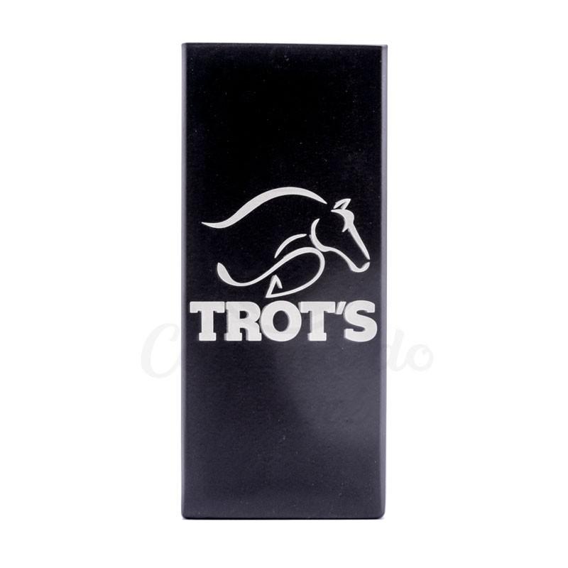 Copo Inox Trots - Quadrado Preto Fosco
