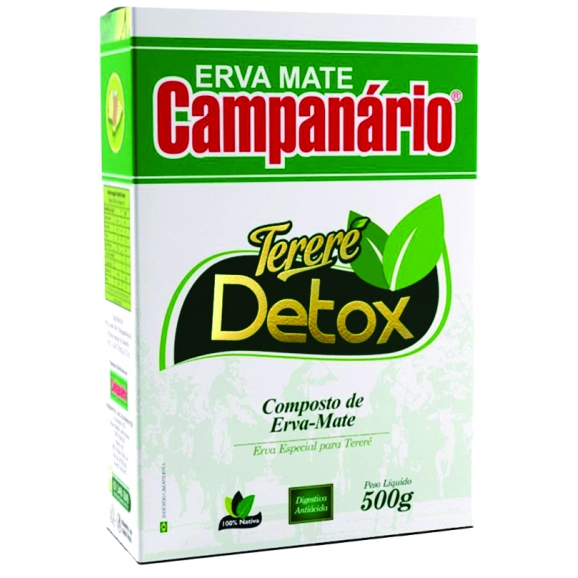 Erva Campanario - Detox 500g