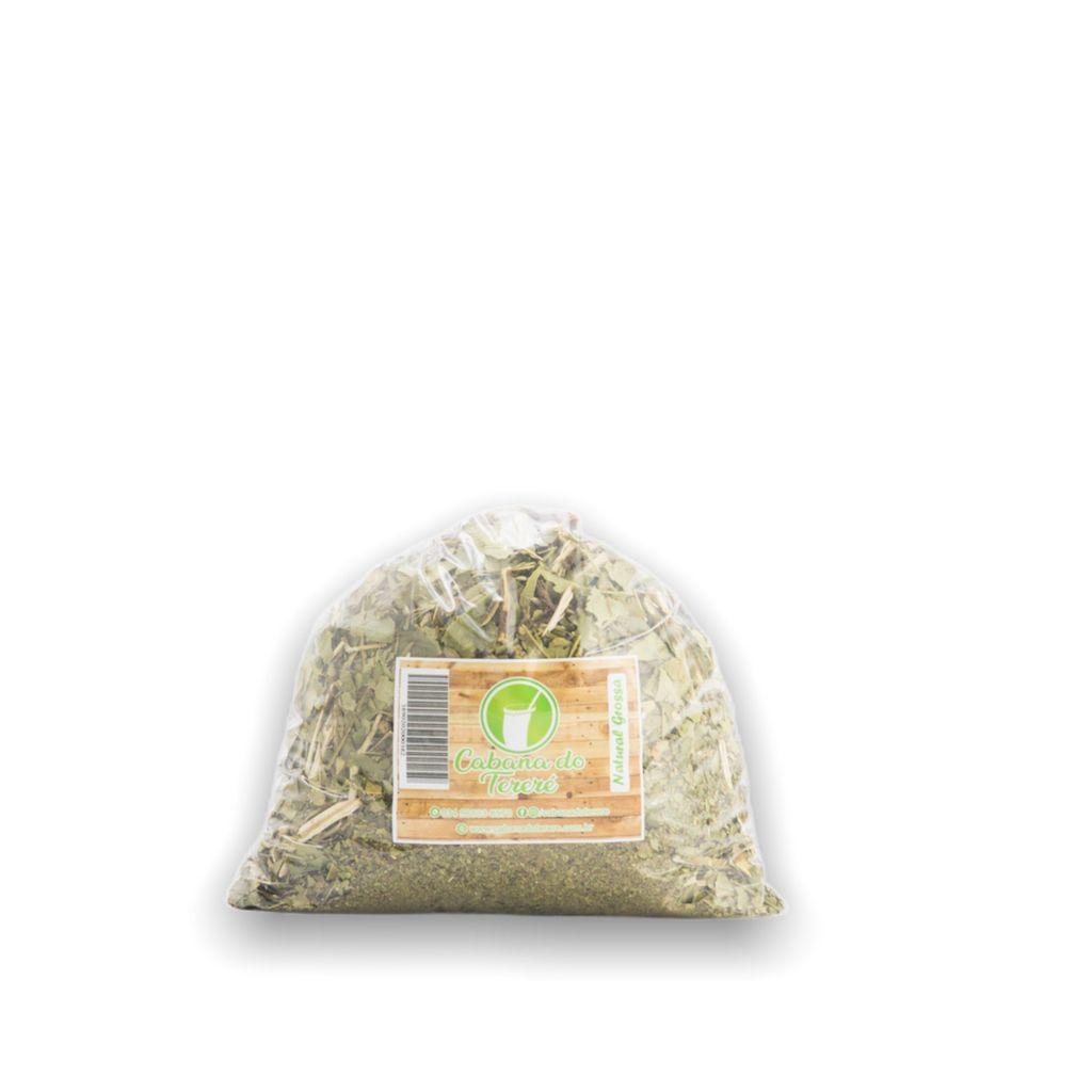 Erva Da Cabana - Natural Grossa Granel 250 Gramas