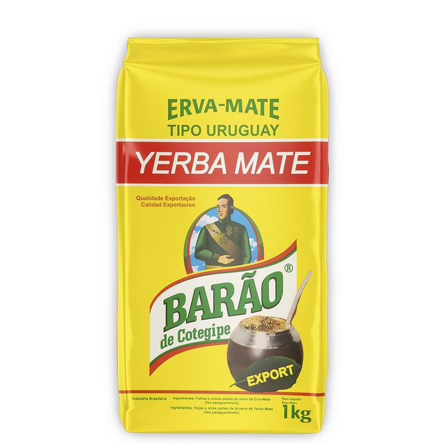 Erva-Mate Barao Export 1 Kg