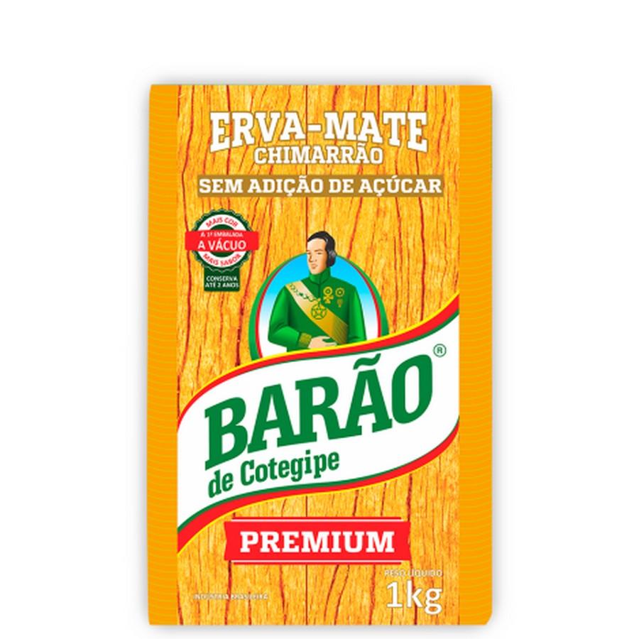 Erva-Mate Barao - Premium 1Kg