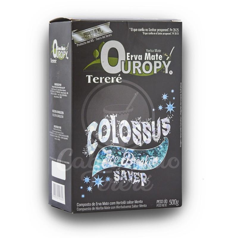Erva Mate Ouropy - Colossus Saver 500G