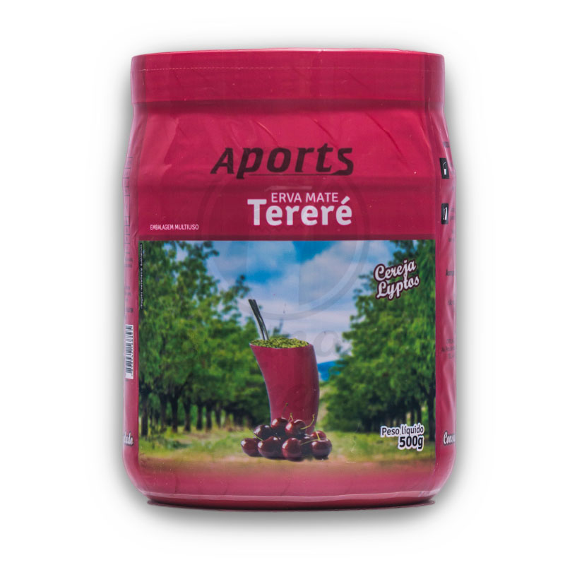 Erva para Tereré - Aports - Cereja Lyptos